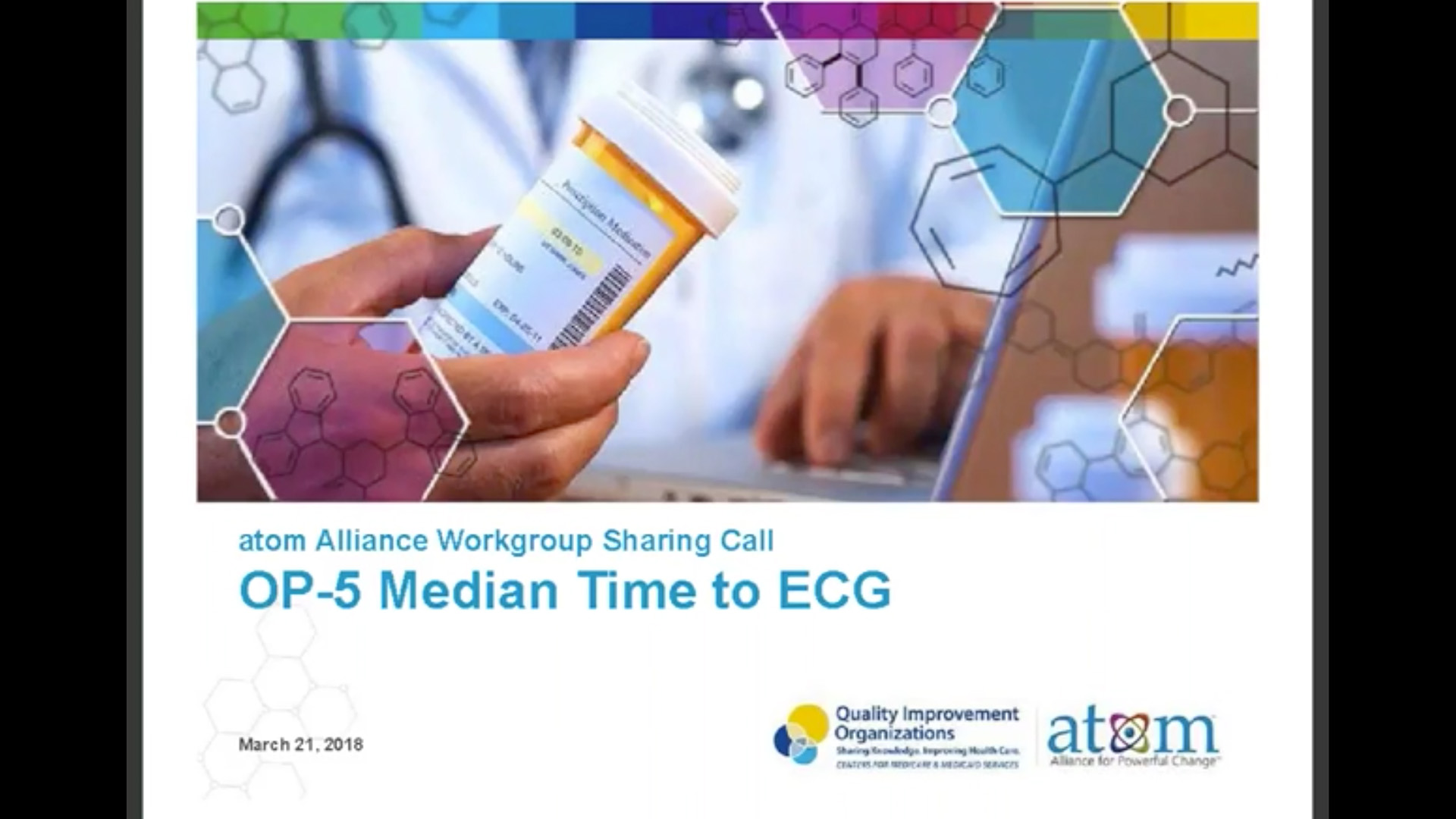 OP-5 Median Time to ECG