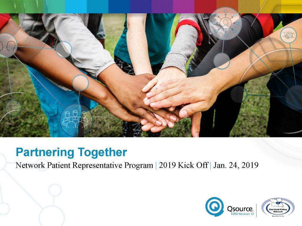 Partnering Together