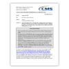 CMS Memo - Point of Care Testing