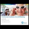 Community Coalitions Kick-Off Meeting Slides