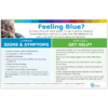 Feeling Blue Poster - English