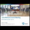 2021 Network Council Webinar Presentation
