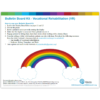 Vocational Rehabilitation Bulletin Board Kit
