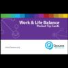Work and Life Balance Pocket Tip Cards